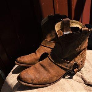 FRYE  billy  Boot Booties